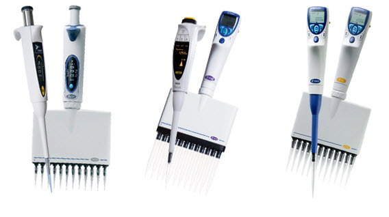 Biohit Electronic Pipettes